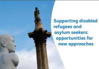 Supporting disabled asylum seekers