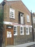 Centre front door