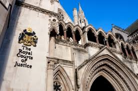 Royal Courts of Justice photo