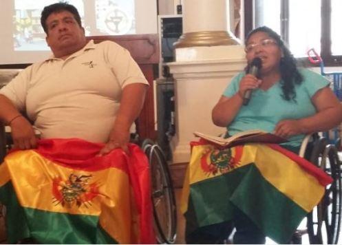 Bolivia Marcelo and Feliza