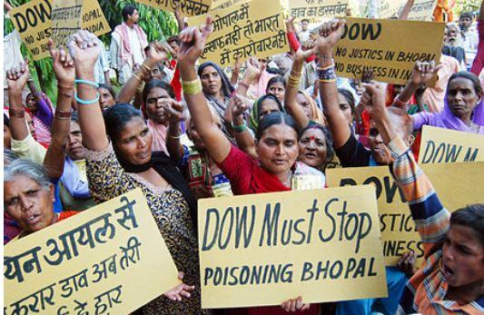 Bhopal Dow