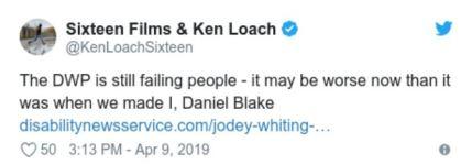 Ken Loach Twitter Jodey